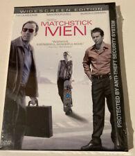 Matchstick Men (Dvd, 2004, Widescreen) *Brand New*| Nicolas Cage | Sam Rockwell