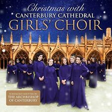 CANTERBURY CATHERDRAL GIRLS CHOIR Christmas with CD NEW 2017
