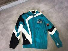 1995 NHL All Star Game San Jose Nylon Jacket San Jose Arena Hockey By Starter