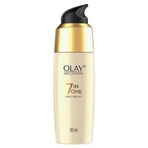 Olay Total Effects 7 in One Anti Ageing Daily Smoothing Serum, 50 ml Pack
