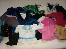 Lot of American Girl Doll Clothing~Boots, Dresses ++ Cute Outfits