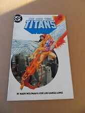 New Teen Titans   (vol 2)   7 .  DC 1985 -    FN +