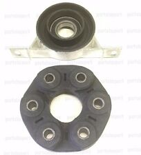 BMW Driveshaft Center Carrier Support with Bearing + Flex Disc Guibo Joint Kit