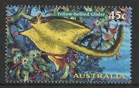 Australia 1997 : Creatures of the Night -  45c Stamp, Yellow-tailed Quoll. MNH