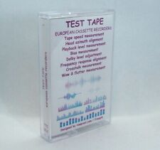 TEST TAPE calibration, azimuth, speed