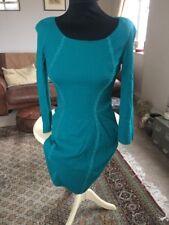 Philosophy Alberta Ferretti Green Cut Out Wiggle Dress