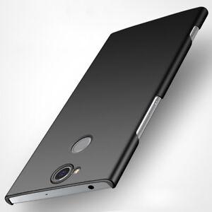 For Sony Xperia XA2 Plus XA2 XA1 Ultra Shockproof Hard PC Slim Matte Case Cover