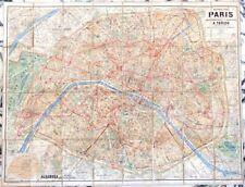 Taride Nouveau plan de Paris (avant 1914)