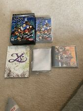 Playstation Psp Game Ys Seven Premium Edition Factory Sealed Brand New