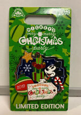 Disney Parks WDW 2019 Mickey's Very Merry Christmas Mickey Limited Edition Pin