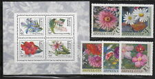 RUSSIA  1970-1     Flowers  MNH-VF   #  Y.T.   lot