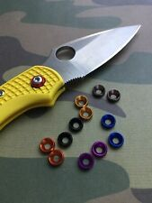 Spyderco Dragonfly 2 FRN Coloured Pivot Collar •Specify Colour Choice In Message