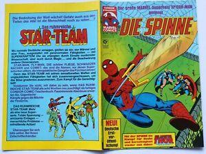 Die Spinne Nr. 64 - MARVEL Comic - SPIDERMAN von CONDOR - guter Zustand Z1*
