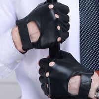 EB_ BL_ Unisex Gym Fitness Workout Weightlifting Half Finger Anti-skid Gloves Wr