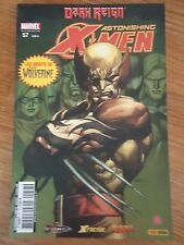 * ASTONISHING X-MEN 57 * fev 2010 MARVEL VF PANINI COMICS XMEN - LE PRINCE