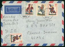 Mayfairstamps Germany Weiden Knights Combo Cover wwr_03659