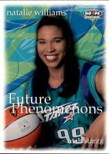 "WNBA Women's National Basketball Association ""You Pick"" 1999 Skybox Swoops, etc."