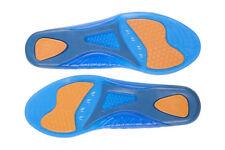 Zapatos Plantillas Pie Masaje Gel Suelas Interior Pro Deporte Gimnasio Cojín De Soporte Dolor