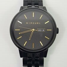 RIPCURL Black Detroit Midnight SSS 48mm Watch A3047 - Aus Seller