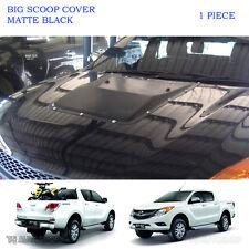 Nuts Scoop Big Bonnet Vent Hood Cover Fit Mazda Bt-50 Pro 4x4 Truck 12 13 14 15