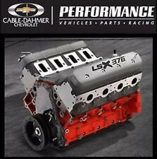 Chevrolet Performance 19332312  LSX376-B8 376ci Engine 476 HP @ 5900 RPM