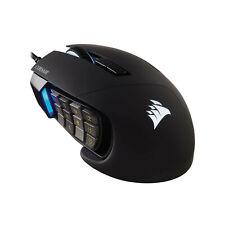 Corsair Scimitar Elite RGB Gaming Maus - Schwarz