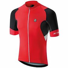 Men's Fabric Short Sleeve Regular Size Cycling Jerseys