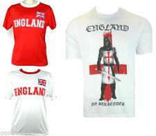 Markenlose Kurzarm Herren-T-Shirts mit Rundhals-Ausschnitt
