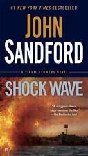 Shock Wave (A Virgil Flowers Novel), Sandford, John, Good Book