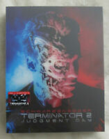 Terminator 2 3D/2D Blu-Ray Region Free ABC [FilmArena] FAC 110 Lenticular XL New