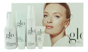 Glo Oily Skin Set. Skin Care System