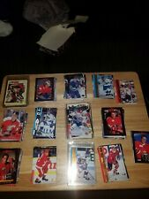 Lot of over 325 Hockey Trading Cards