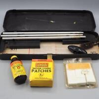 Vintage Outers Gunslick Shotgun Gun Cleaning Kit w/ Box No. 478
