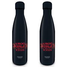 Stranger Things - Stuck in the Upside Down - Steel Water Bottle - MDB25388