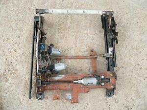 INFINITI M35 07 FRONT RIGHT (PASSENGER) POWER SEAT TRACKS SLIDERS FRAME