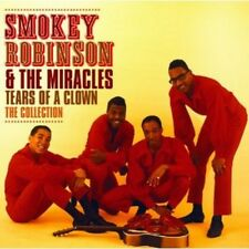 Smokey Robinson And The Miracles - Tears Of A Clown: The Collection (NEW CD)