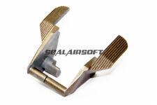 AW HX Aluminium Airsoft Toy Thumb Safety For Marui WE Hi-Capa 5.1 GBB Tan 0024