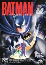 Batman the Animated Series: Volume 1 - the Legend Begins - DVD Region 4