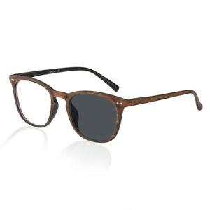 Myopia Glasses Retro nearsighted Transition Sunglasses -100 to -400 Far/Distance