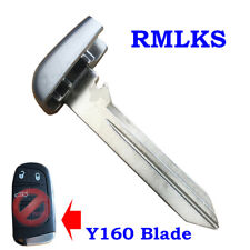 New Emergency Key Fob Replacement Blade Insert For Chrysler Dodge Jeep Remote