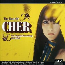 Best Of Cher (The Imperial Recordings: 1965-1968) - Che (2007, CD NUEVO)2 DISC S