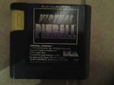 20532 // VIRTUAL PINBALL  POUR SEGA MEGADRIVE EN TBE