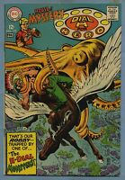 House of Mystery #172 1968 Dial a Hero J'onn J'onzz Martian Manhunter DC m