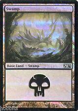 MTG - M12 - Swamp #238 - Foil - NM