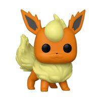 Pokemon - Flareon Pop! Vinyl [RS]-FUN50547-FUNKO