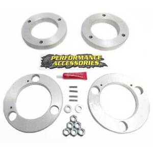 """Performance Accessories 2"""" Front Leveling Kit for Chevrolet/GMC Pickup/SUV 07-16"""