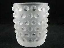 Beautiful Signed Lalique Mossi Votive Holder – Preowned