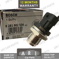BOSCH FUEL RAIL PRESSURE VALVE For HONDA ACCORD RENAULT VAUXHALL FIAT 0281002534