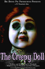 THE CREEPY DOLL (DVD 2011) Brand New! Sealed! *Big Biting Pig Productions*