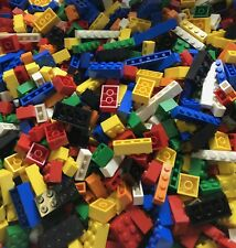 LEGO 50 NEW ASSORTED BRICKS BUILDING BLOCKS MIXED 1x2 1x4 1x6 2x2 2x3 2x4 MORE